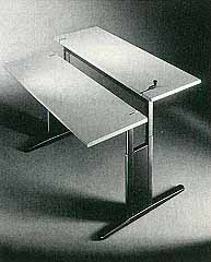 Rectilinear Bilevel Table