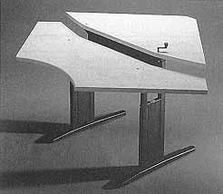 Organic Mini Corner Table