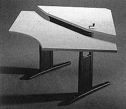 Organic Corner Table