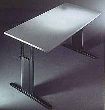 Manual Single Surface Writing Tables